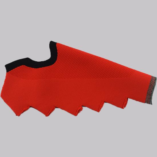 D85818 men's flying fabric, 3D flying fabric vamp, flying fabric