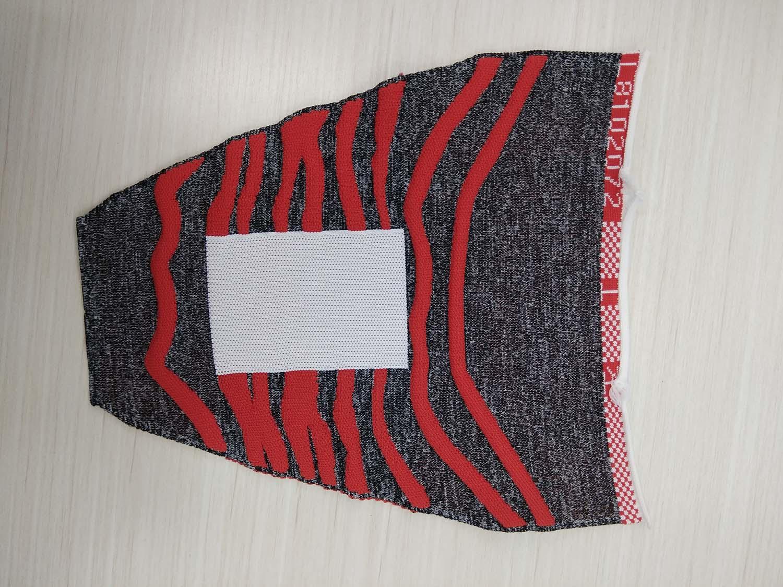 朗鑫汉马L8102072环保舒适 3D飞织 多色透气轻巧涤纶面料