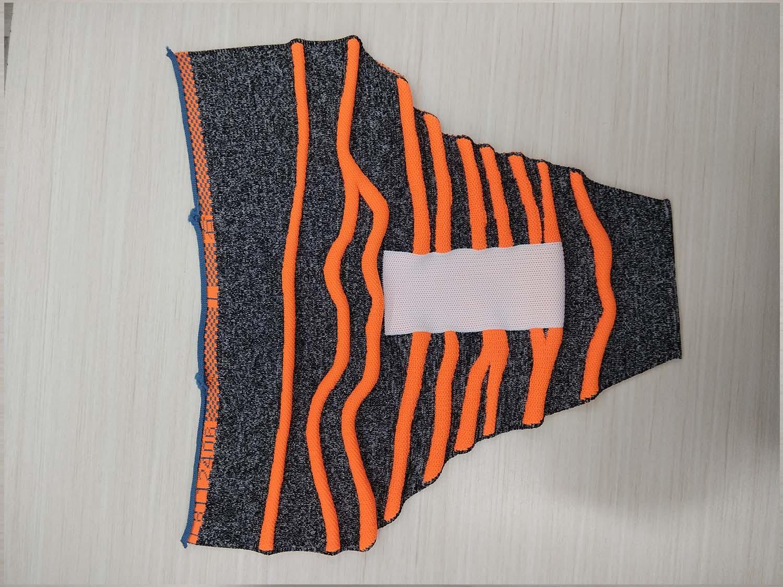 朗鑫汉马L8112406舒适透气 多色轻巧涤纶 3D飞织鞋材