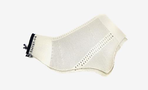朗鑫汉马BM197-14环保舒适 透气轻巧涤纶 飞织鞋材