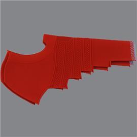 L8182男款飞织,飞织面料,3D飞织鞋面