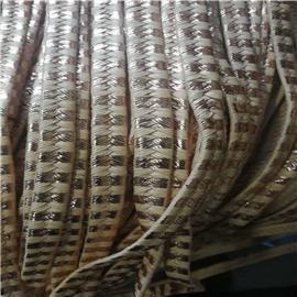 特殊织带系列 针织银葱松紧带 特殊松紧带  鞋带