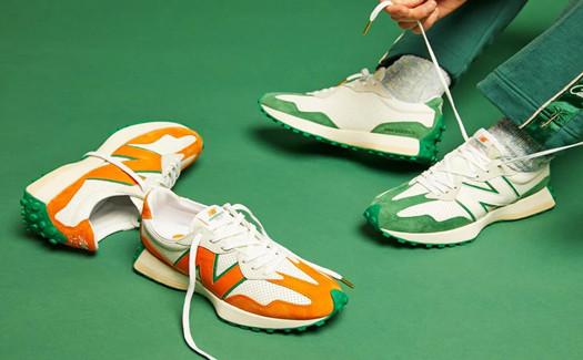 """【坤达,专注布料】最不""""NB""""的鞋,竟然是 NB 最具设计感的鞋?"""