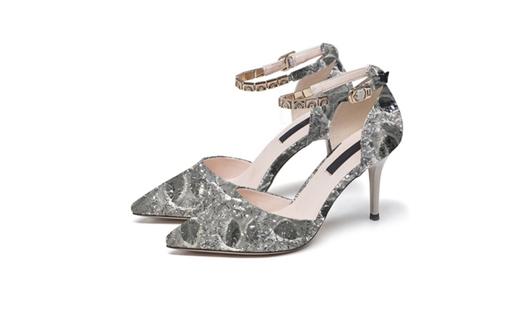 最新产品—金属网布丨时尚女鞋、箱包面料推荐