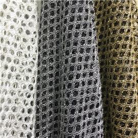 坤达金属网布丨针织梭织布丨后段工艺布