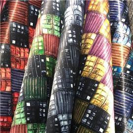 坤达鞋用材料C138丨针织梭织布丨后段工艺布