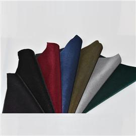 坤达c95鞋包用涤纶菠萝格弹力绒丨羊猄绒布丨后段工艺布