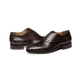 KENKENNY绅士系列进口牛皮面料固特异男鞋K8058-01