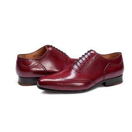KENKENNY绅士系列进口牛皮面料固特异男鞋K8072-2