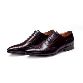 KENKENNY绅士系列进口牛皮面料固特异男鞋K8073-1