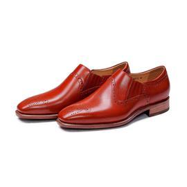 KENKENNY绅士系列进口牛皮面料固特异男鞋K8067-3
