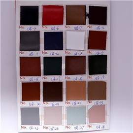 奋兴皮业箱包用透气舒适二层牛皮138纹