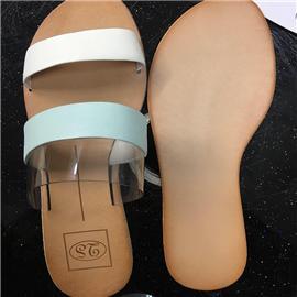 仿皮擦色中底|中底|千盛鞋材