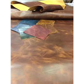 油蜡皮|创越皮革
