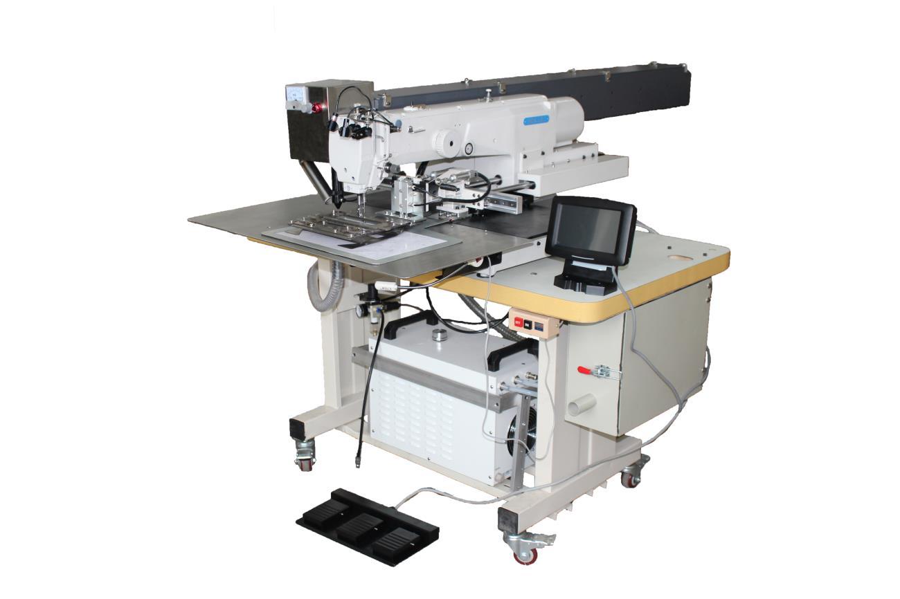 电脑激光开袋机|激光自动开袋机|华欣缝纫