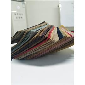 书传皮革猪巴戈厚度1.2-1.5mm鞋包专用A级猪巴戈毛孔细小 多色可选可定制