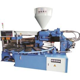 HG-118全自动圆盘式塑胶类射出类成型机(单色20站)