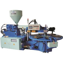 HG-106S全自动TPR.PVC.TR.TPU射出成型机