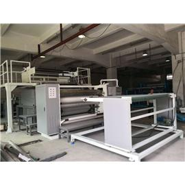 多功能PUT复合机 PUR热熔胶贴(复)合机 干法热熔胶膜复合机