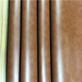 仿头层小牛纹印刷云朵纹光面超纤皮革|环保抗皱|超纤皮革|贴面超纤