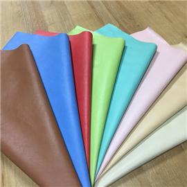 仿猪皮纹配色贴面超纤|环保透气|超纤皮革|绒面超纤