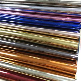 镜面PU革|耐曲折抗皱|超纤皮革|绒面超纤