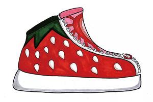【男鞋最新灵感设计】优秀设计手稿推介