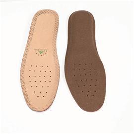 欧素莱加布面牛里+中草+边压花2-1|舒智康鞋材