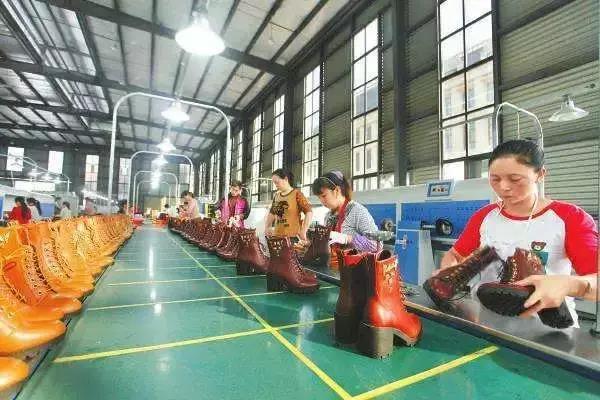 四川又一鞋业鞋业小镇正在渐渐崛起!