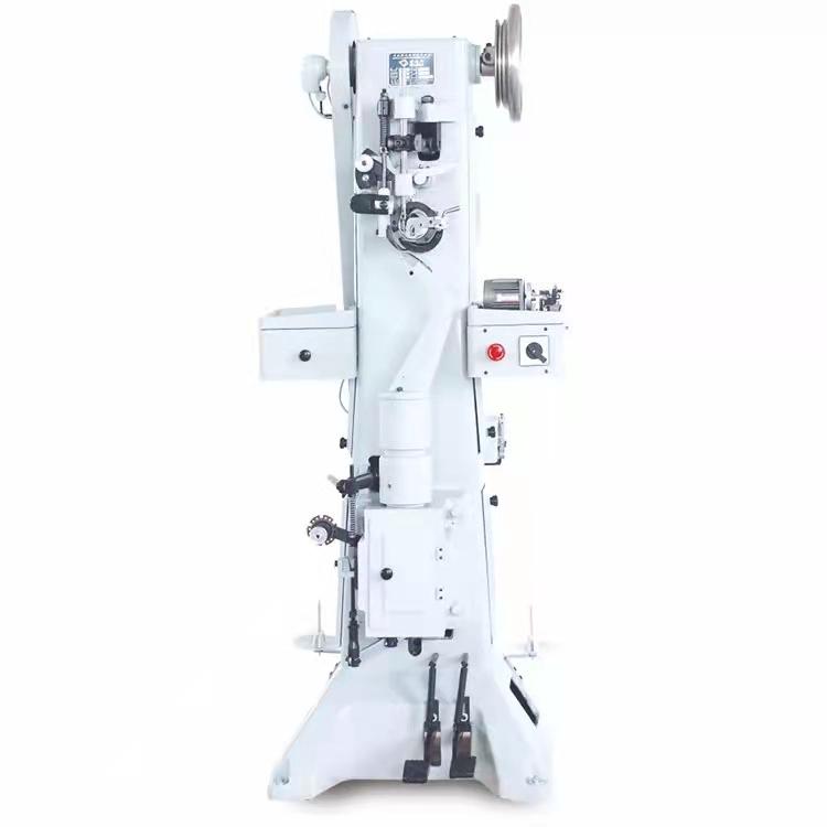 【南海翔大台湾宝熊牌立式内线缝底机BS-998A】有坚固的结构设计,适合车缝较厚及较硬的材料!
