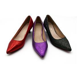 昕蕾女鞋佛拉维亚时尚猪皮内里女式单鞋