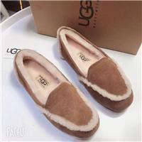 UGG官网乐福鞋图片