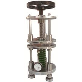 橡胶压缩回弹试验机