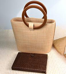 编织手提包1