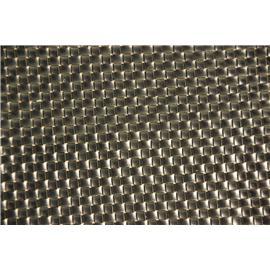 欧法编织十字纹仿皮PU编织 鞋用布料 编织面料