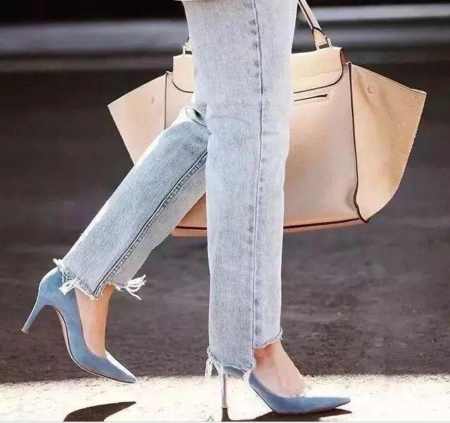 根据脚型来选高跟鞋,不仅脚不疼还能美翻天!