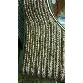 麻绳编织鞋底