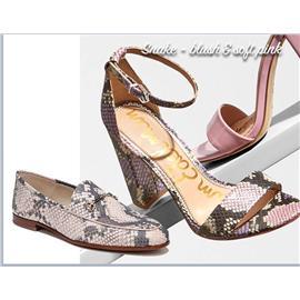 蛇纹女单鞋 高跟鞋 原材料可预定