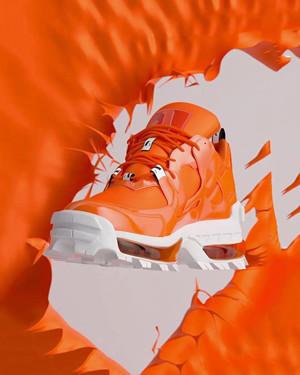 【佛山益恒,专注意大利中底】磁热橙--2021春夏男鞋色彩趋势