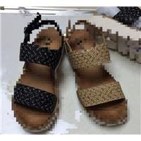 编织鞋面图片