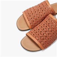 鞋面编织图片