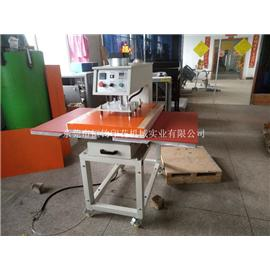 厂家直销气压式烫金机服装印花烫画设备烫画机60*80CM