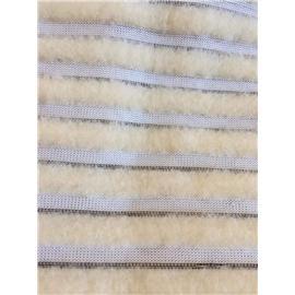 纺织羊毛条