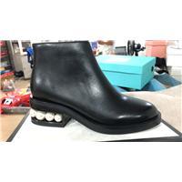 真皮女鞋工厂,欢迎来客咨询下单图片