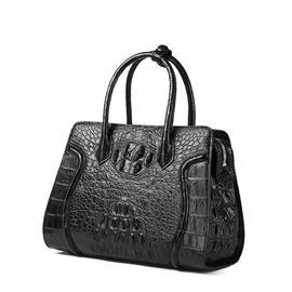 女包系列  佛罗拉新品鳄鱼皮时尚手提包