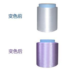 蓝变紫|PET纱线|感光变色|变色科技
