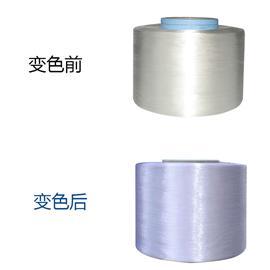 蓝+防伪蓝|PET纱线|感光变色|变色科技