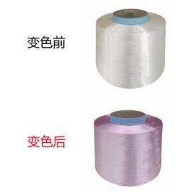 桃红|PET纱线|感光变色|变色科技