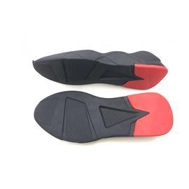 8021橡胶双色黑套红