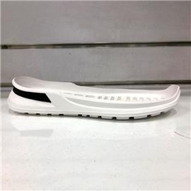 新跃鞋材新款发泡轻底处理双色厂家直销